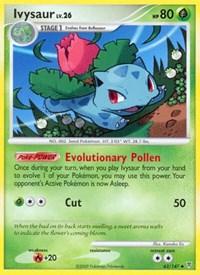 Ivysaur, Pokemon, Supreme Victors