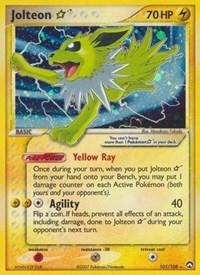 Jolteon Star, Pokemon, Power Keepers