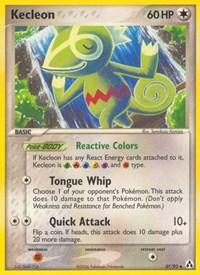 Kecleon, Pokemon, Legend Maker