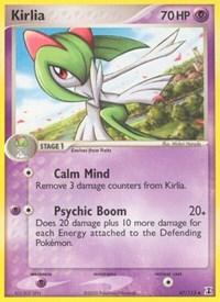 Kirlia, Pokemon, Delta Species
