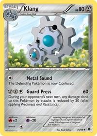 Klang, Pokemon, Emerging Powers