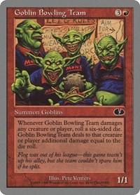 Goblin Bowling Team, Magic: The Gathering, Unglued