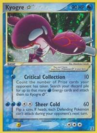 Kyogre Star, Pokemon, Delta Species