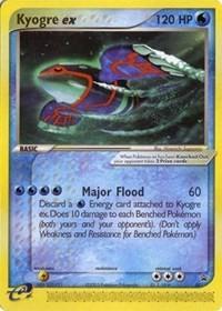 Kyogre ex (1), Pokemon, Nintendo Promos