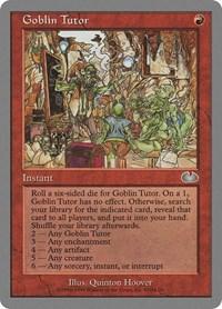 Goblin Tutor, Magic, Unglued