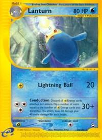 Lanturn (20), Pokemon, Aquapolis