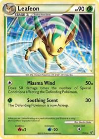 Leafeon, Pokemon, Undaunted