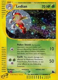 Ledian (H14), Pokemon, Skyridge