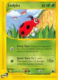 Ledyba (72), Pokemon, Skyridge
