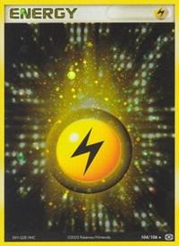 Lightning Energy, Pokemon, Emerald