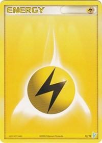 Lightning Energy (Minun), Pokemon, EX Trainer Kit 2: Plusle & Minun