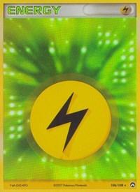 Lightning Energy, Pokemon, Power Keepers