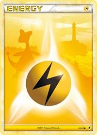 Lightning Energy, Pokemon, Call of Legends