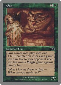 Gus, Magic: The Gathering, Unglued