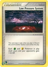 Low Pressure System, Pokemon, Dragon