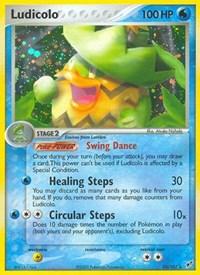 Ludicolo (10), Pokemon, Deoxys
