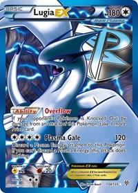 Lugia EX (Team Plasma) (134 Full Art), Pokemon, Plasma Storm