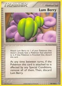Lum Berry, Pokemon, Emerald