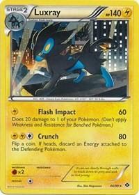 Luxray - 46/99, Pokemon, Deck Exclusives