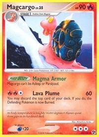 Magcargo, Pokemon, Great Encounters
