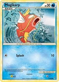 Magikarp, Pokemon, Call of Legends
