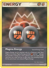Magma Energy, Pokemon, Team Magma vs Team Aqua