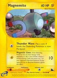 Magnemite, Pokemon, Skyridge