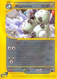 Magneton (20), Pokemon, Skyridge