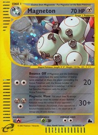 Magneton (H19), Pokemon, Skyridge