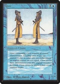 Clone, Magic, Beta Edition