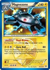 Magnezone (Team Plasma), Pokemon, Plasma Storm