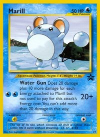 Marill, Pokemon, WoTC Promo