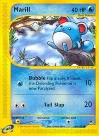 Marill, Pokemon, Expedition