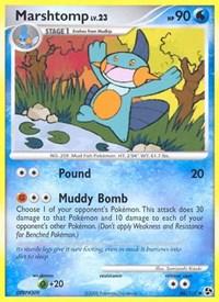 Marshtomp, Pokemon, Great Encounters