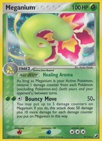 Meganium, Pokemon, Unseen Forces