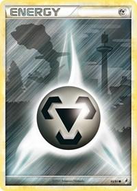 Metal Energy (Basic), Pokemon, Call of Legends