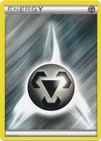 Metal Energy (Basic), Pokemon, Kalos Starter Set