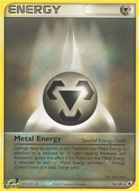 Metal Energy (Special), Pokemon, Ruby and Sapphire