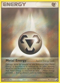 Metal Energy (Special), Pokemon, Unseen Forces