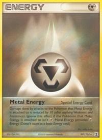 Metal Energy (Special), Pokemon, Delta Species