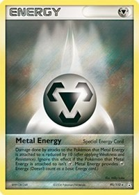 Metal Energy (Special), Pokemon, Holon Phantoms