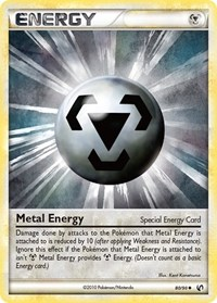 Metal Energy (Special), Pokemon, Undaunted