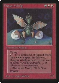 Dragon Whelp, Magic: The Gathering, Beta Edition