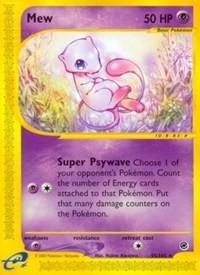 Mew (55), Pokemon, Expedition