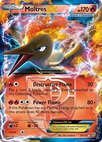 Moltres EX (Team Plasma), Pokemon, Plasma Storm