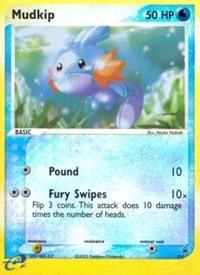 Mudkip (10), Pokemon, Nintendo Promos