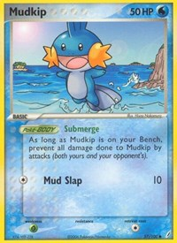 Mudkip (57), Pokemon, Crystal Guardians