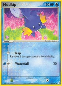 Mudkip (58), Pokemon, Crystal Guardians