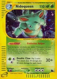 Nidoqueen (H21), Pokemon, Skyridge