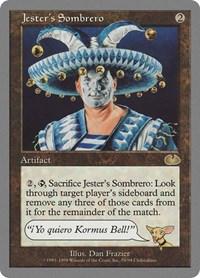 Jester's Sombrero, Magic: The Gathering, Unglued
